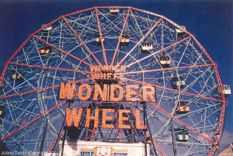wonder-wheel